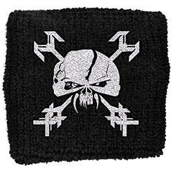 Iron Maiden Sweatband: The Final Frontier Face (Retail Pack)