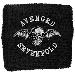 Avenged Sevenfold Sweatband: Death Bat (Loose)