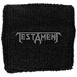 Testament Sweatband: Logo (Loose)