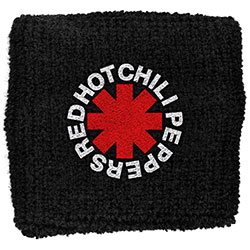 Red Hot Chili Peppers Sweatband: Asterisk (Loose)