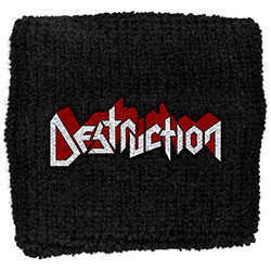 Destruction Sweatband: Logo (Loose)