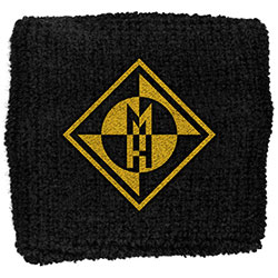 Machine Head Sweatband: Diamond Logo (Loose)