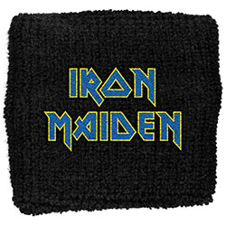 Iron Maiden Sweatband: Logo Flight 666 (Retail Pack)