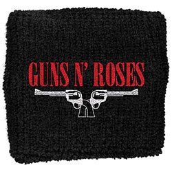 Guns N' Roses Sweatband: Pistols (Retail Pack)
