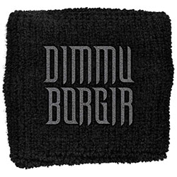 Dimmu Borgir Sweatband: Logo (Retail Pack)