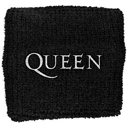 Queen Sweatband: Logo (Retail Pack)