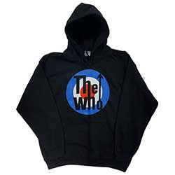 The Who Unisex Pullover Hoodie: Target Classic