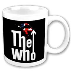 The Who Boxed Standard Mug: Leap Logo