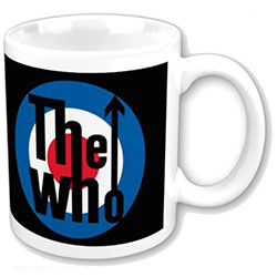 The Who Boxed Mini Mug: Target Logo