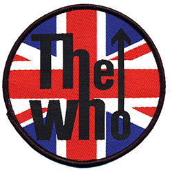 The Who Standard Patch: Flag
