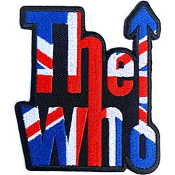 The Who Standard Patch: Union Jack