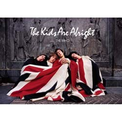 The Who Postcard: Kids are alright (Standard)
