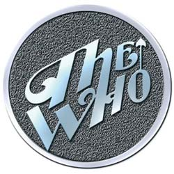The Who Pin Badge: Arrow