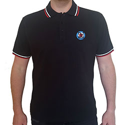 The Who Unisex Polo Shirt: Target