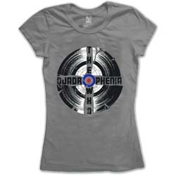 The Who Ladies Tee: Quadrophenia