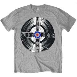 The Who Unisex Tee: Quadrophenia
