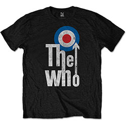 The Who Unisex Tee: Elevated Target