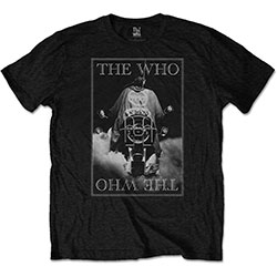 The Who Unisex Tee: Quadrophenia Classic