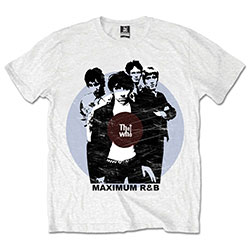 The Who Unisex Tee: Maximum R&B (Retail Pack)