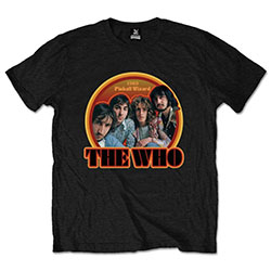 The Who Unisex Tee: 1969 Pinball Wizard (Retail Pack)