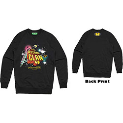 Wu-Tang Clan Unisex Sweatshirt: Gods of Rap (Ex Tour/Back Print)