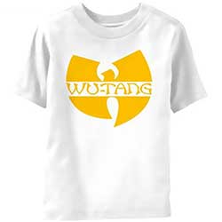 Wu-Tang Clan Kid's Tee: Logo (Toddler)