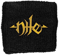 Nile Sweatband: Gold Logo (Loose)