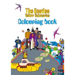 The Beatles Colouring Book: Yellow Submarine