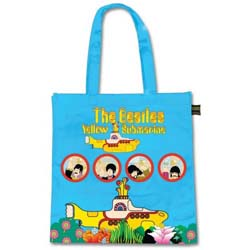 The Beatles Eco Bag: Yellow Submarine