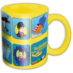 The Beatles Boxed Standard Mug: Yellow Submarine Characters