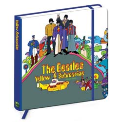 The Beatles Notebook: Yellow Submarine (Hard Back)