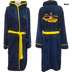 The Beatles Unisex Bathrobe: Yellow Submarine