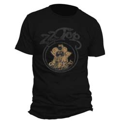 ZZ Top Unisex Tee: Outlaw Village