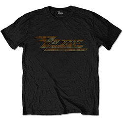 ZZ Top Men's Tee: Twin Zees Vintage