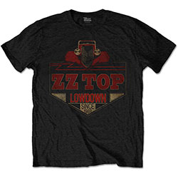 ZZ Top Men's Tee: Lowdown