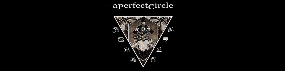A Perfect Circle Wholesale Licensed Merchandise