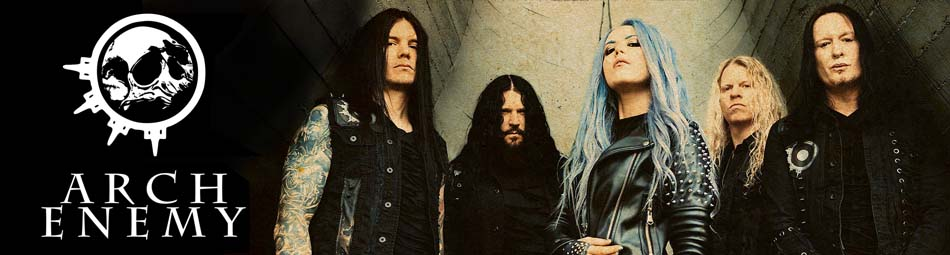 Arch Enemy Band Merchandise