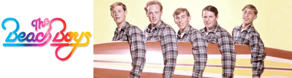The Beach Boys Official Licensed Wholesale Band Merchandise