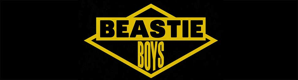 Official Licensed The Beastie Boys Merchandise.