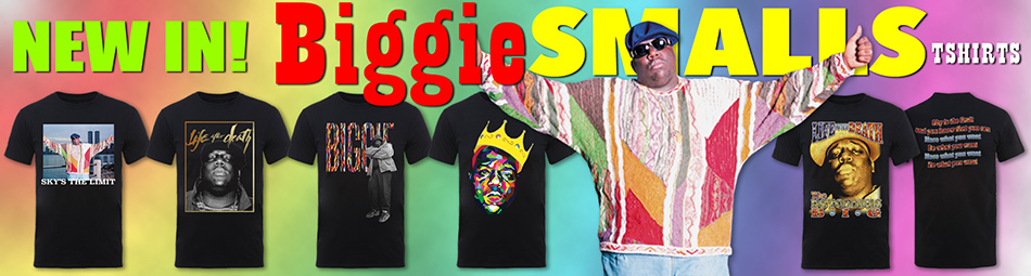 Biggie Smalls Tee Banner