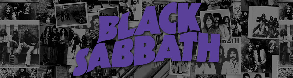 Black Sabbath Official Licensed Merchandise