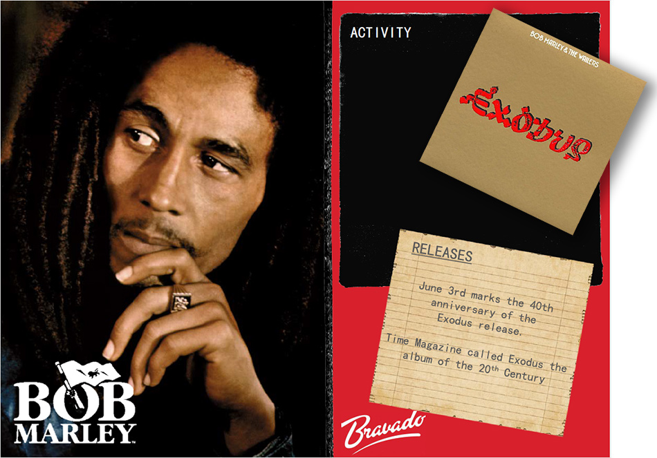 Bob Marley Activity