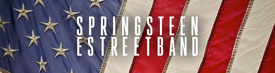 Bruce Springsteen Wholesale Band Merchandise