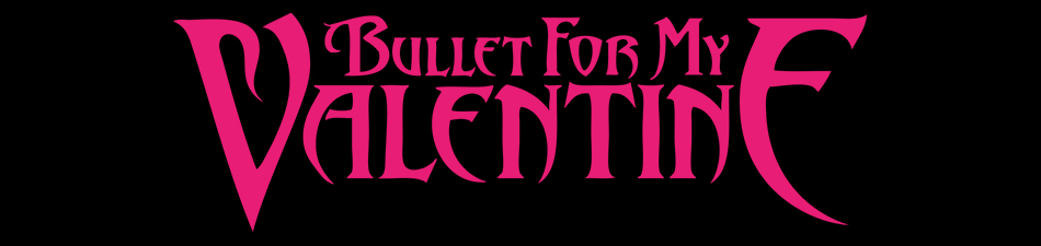Bullet for My Valentine Wholesale Band Merchandise