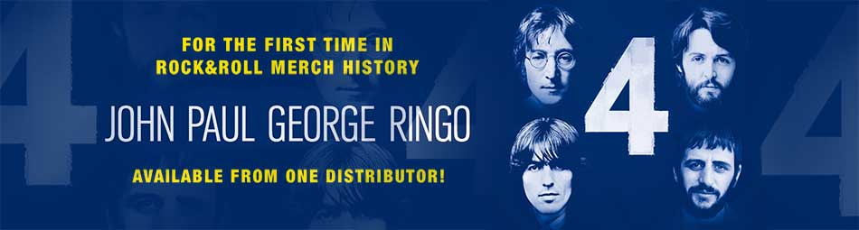 John Paul George and Ringo now available in One Place