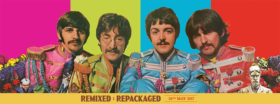 Sgt Pepper Remixed Repackaged