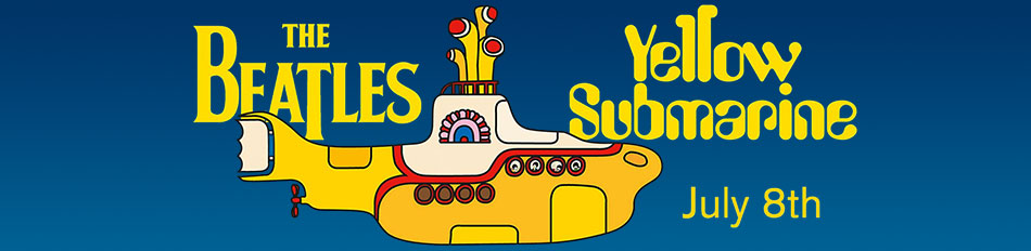 The Beatles Yellow Submarine is 50