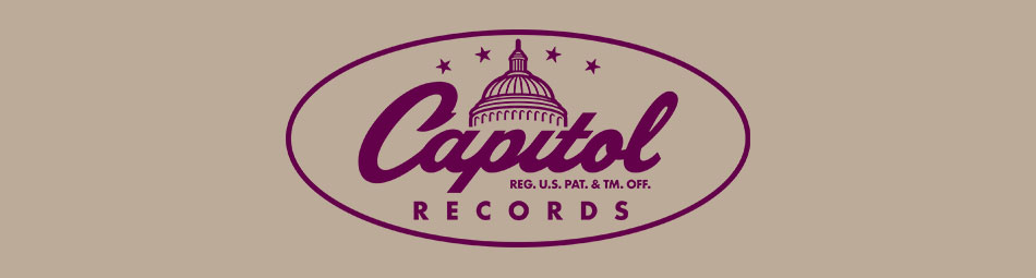 Capitol Records Official Licensed Music Merchandise