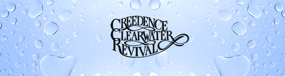 Credence Clearwater Revival Official Licensed Merchandise