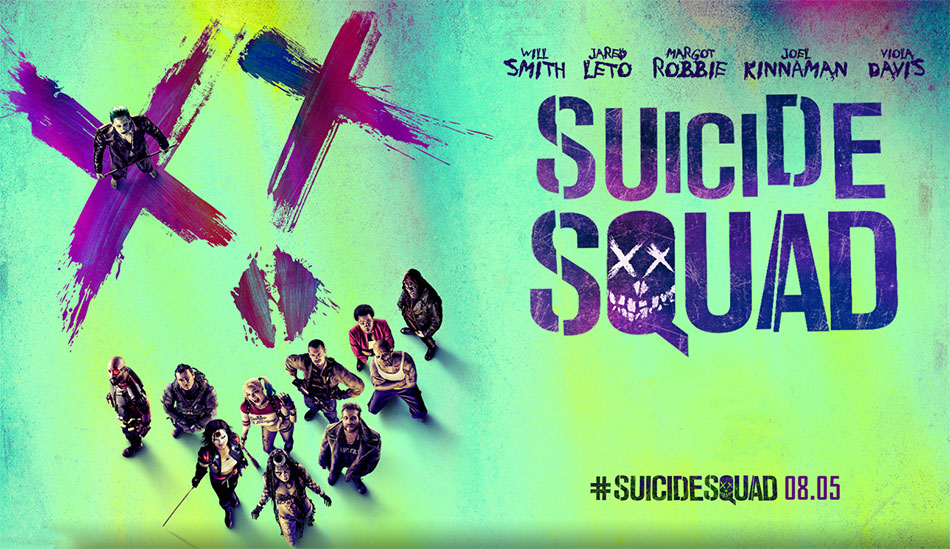 Suicide Squad Characters